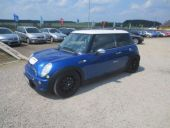 Mini Cooper Coupé S1, 6turbo LPG,  kupé,  3d