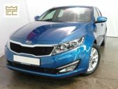 Kia Optima 1.7 CRDI,  100KW,  A6,  4d