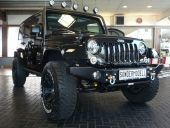 Jeep Wrangler 2.8 CRD  Unlimited  A/T Black Hawk