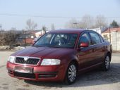 Škoda Superb 1.9 TDI Elegance,  sedan,  4d,  P,  M5