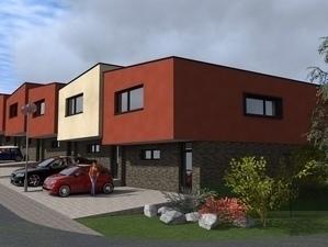 Nové úsporné rodinné domy v centre Popradu na predaj - EXKLUZÍVNE
