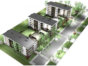 Nová Trnávka: Zelená rodinnému bývaniu.