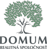 realitná kancelária DOMUM realitná spoločnosť s. r. o.
