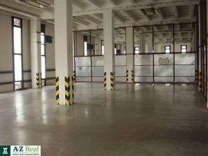 Na prenajom sklady od 100 do 2000 m2 v Ruzinove.