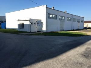 Skladovo - výrobný objekt v priemyselnej časti Prievidze