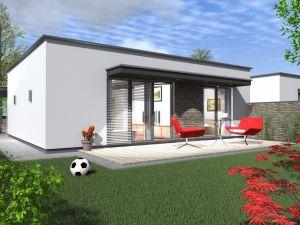 Novostavby rodinných domov Most pri Bratislave