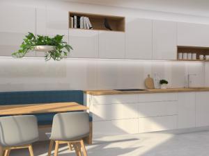 1 izbový byt (39 m2) v NOVOSTAVBE bytového domu