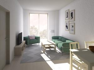 2 izbový byt č. 205 - Rezidencia Komenského