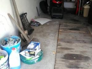 PREDAJ garáž v meste Šurany.