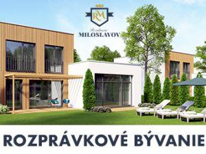 Rezidencia Miloslavov Novostavba Miloslavov