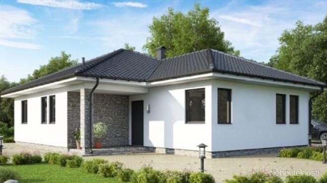 Zátišie - rodinné domy s pozemkom