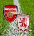 Arsenal doma len remizoval s Middlesbrough