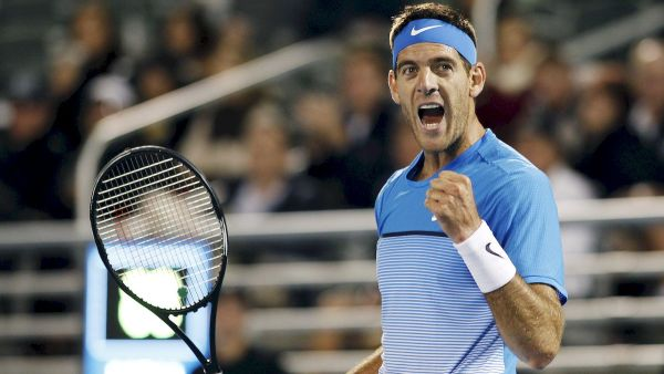 ATP Indian Wells: Del Potro hladko cez Smyczeka do 2. kola