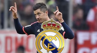 Zamieri Lewandowski do Realu Madrid?