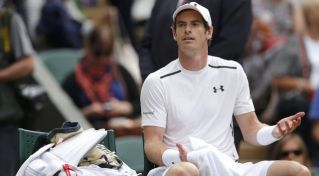 Wimbledon: Murray postúpil do 3. kola dvojhry