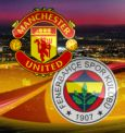 Manchester United rozobral Fenerbahce Istanbul
