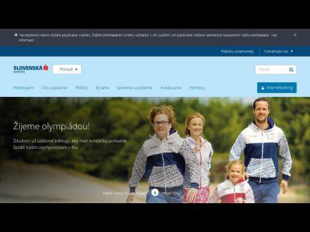 www.slsp.sk