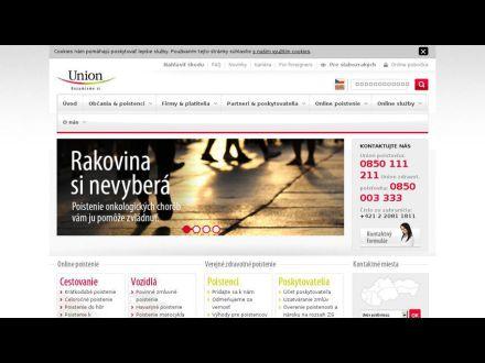 www.union.sk