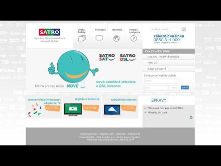 www.satro.sk