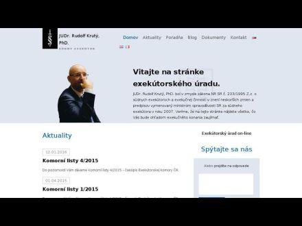 www.exeurad.sk