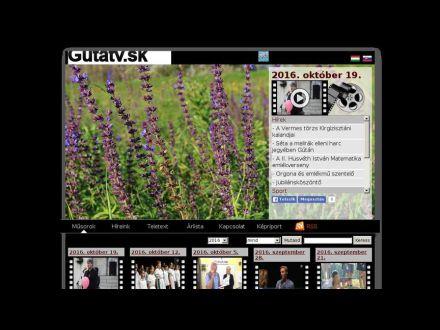 www.gutatv.sk