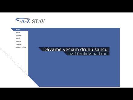 www.azstav.sk