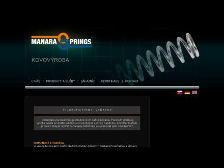 www.manara.sk