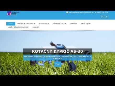 www.technoplast-vd.sk