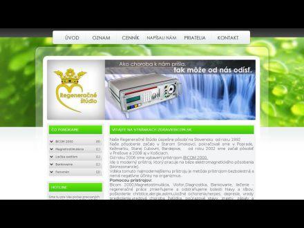 www.zdraviebicom.sk