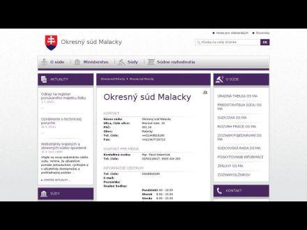www.justice.gov.sk/Stranky/Sudy/Okresny-sud-Malacky/SudDetail.aspx