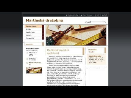 www.martinskadrazobna.webnode.sk