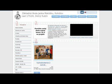 www.zsjmdk.edu.sk