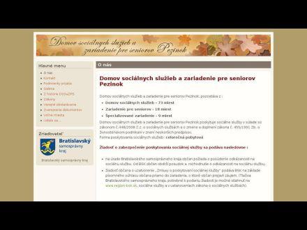 www.dsspezinok.sk