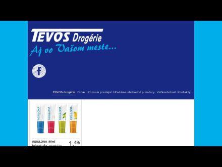 www.tevos.sk