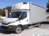 Iveco Daily 35S18 3.0 180PS Schlafkabine-Webast 10 PAL