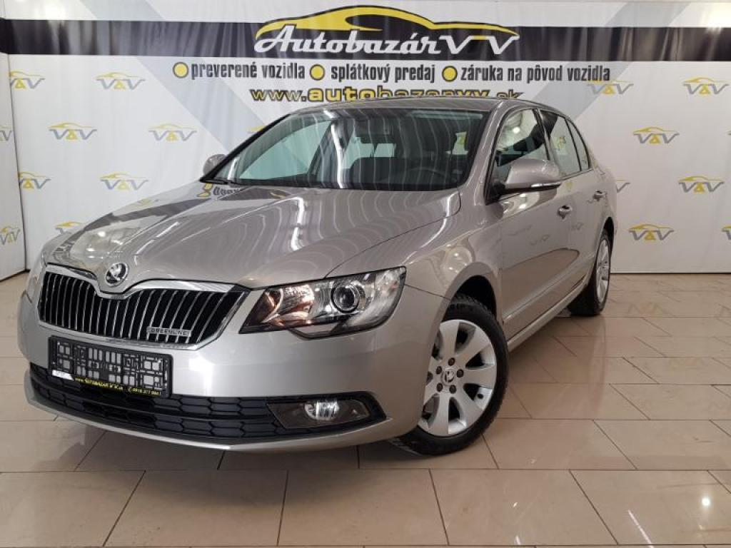 Škoda Superb 1.6 TDI CR DPF Greenline Ambition