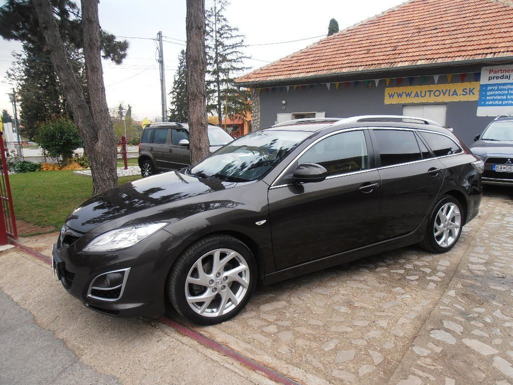 mazda 6 wagon 2 2 mzr cd 180k gta plus 132kw m6 5d autovia sk. Black Bedroom Furniture Sets. Home Design Ideas