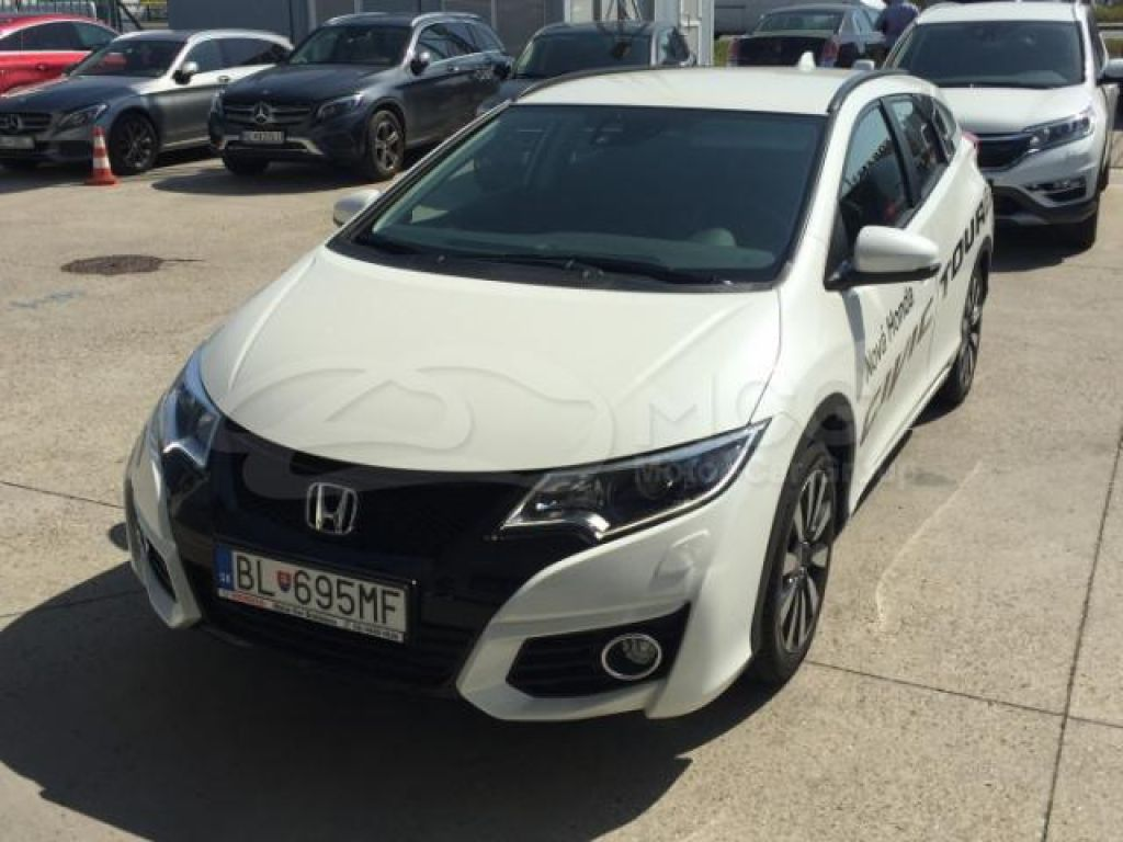 HONDA CIVIC TOURER 1,6 MT ELEGANCE