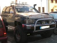 Toyota 4 Runner 2,4l + plyn