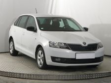 Skoda Rapid Spaceback Ambition Plus 1.6 TDI