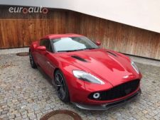 Aston Martin Vanquish Coupe 6.0  ZAGATO ONE OF 99 421KW, A8, 2D