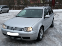 Volkswagen Golf Variant 1.9 TDI Basis