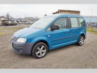 Volkswagen Caddy 1.9TDI long 7míst/klima