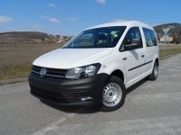 VW Caddy 2.0 l TDI BMT