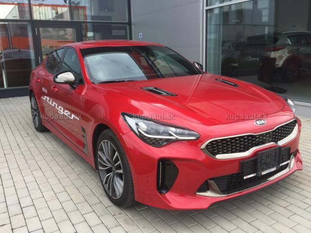 kia stinger 2 2 crdi at gt line autovia sk. Black Bedroom Furniture Sets. Home Design Ideas