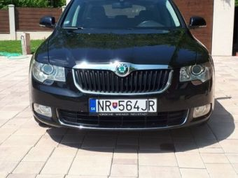 Škoda Superb Combi 2.0 TDI CR 140k AM Life DSG