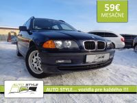 BMW rad 3 Touring 320 dT (E46)