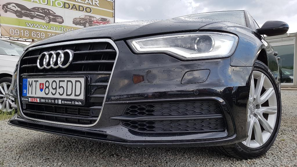Audi A6 3,0 TDi V6 150kW AT7* FULL VÝBAVA+SERVIS