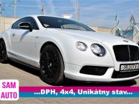 Bentley Continental GT Speed V8S Mulliner, NAIM