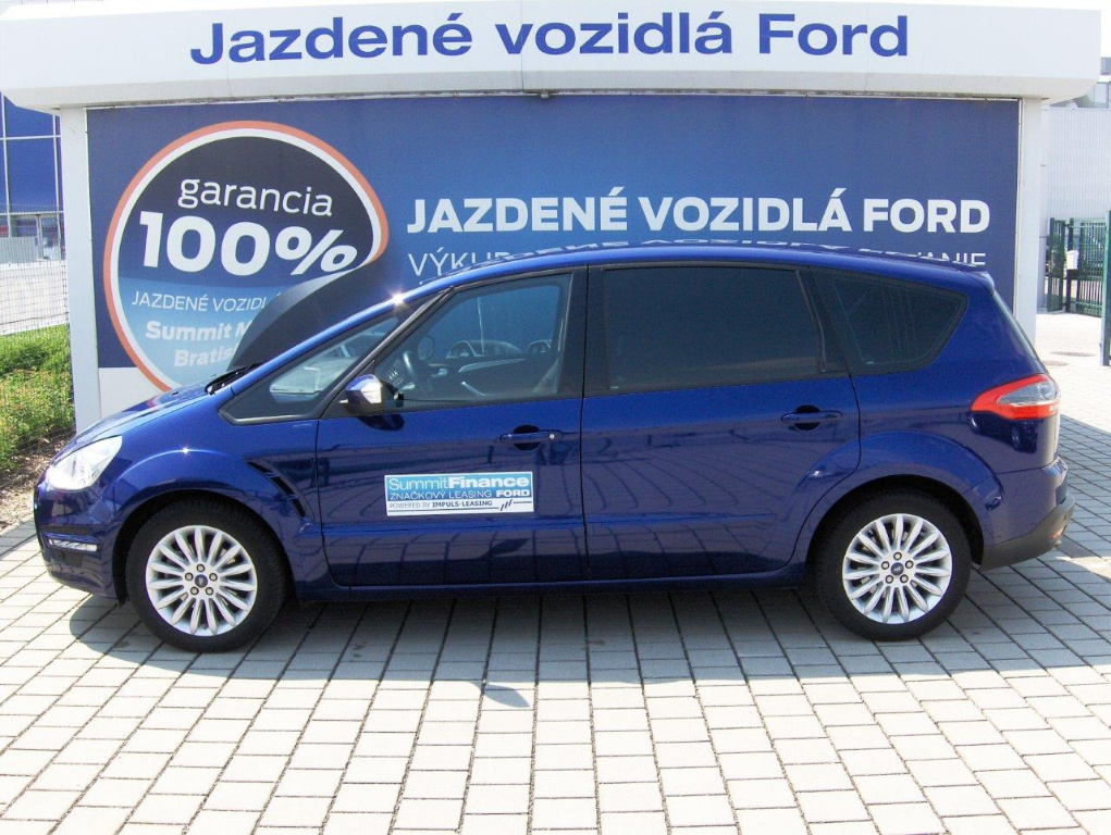 Ford S-Max 1.6 EcoBoost Business X,118kW, M6,5d,160Ps,5miest
